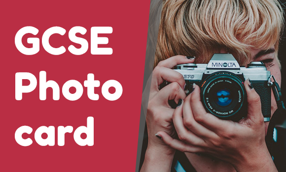 GCSE Photo Card with Model Answers – El trabajo