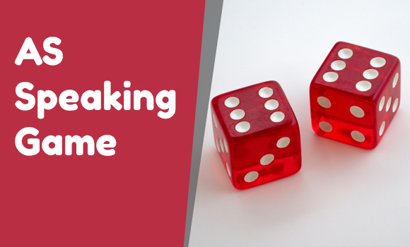 A-Level Speaking game