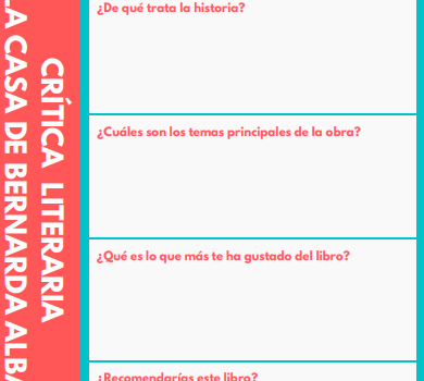 Creating engaging resources with Canva- Example: Book Review